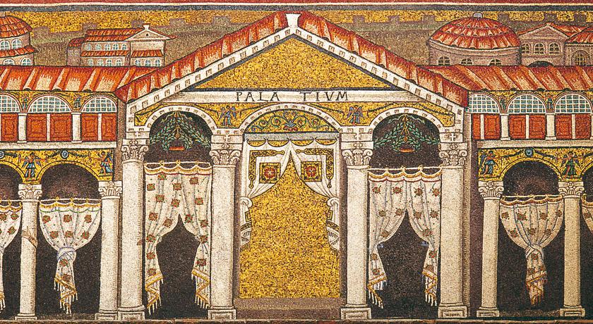 Palazzo di Teodorico, Basilica di sant'Apollinare