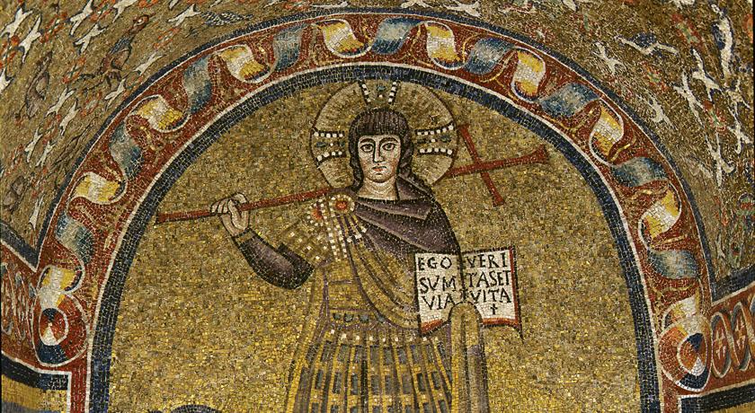 Cappella Arcivescovile - Cristo Guerriero