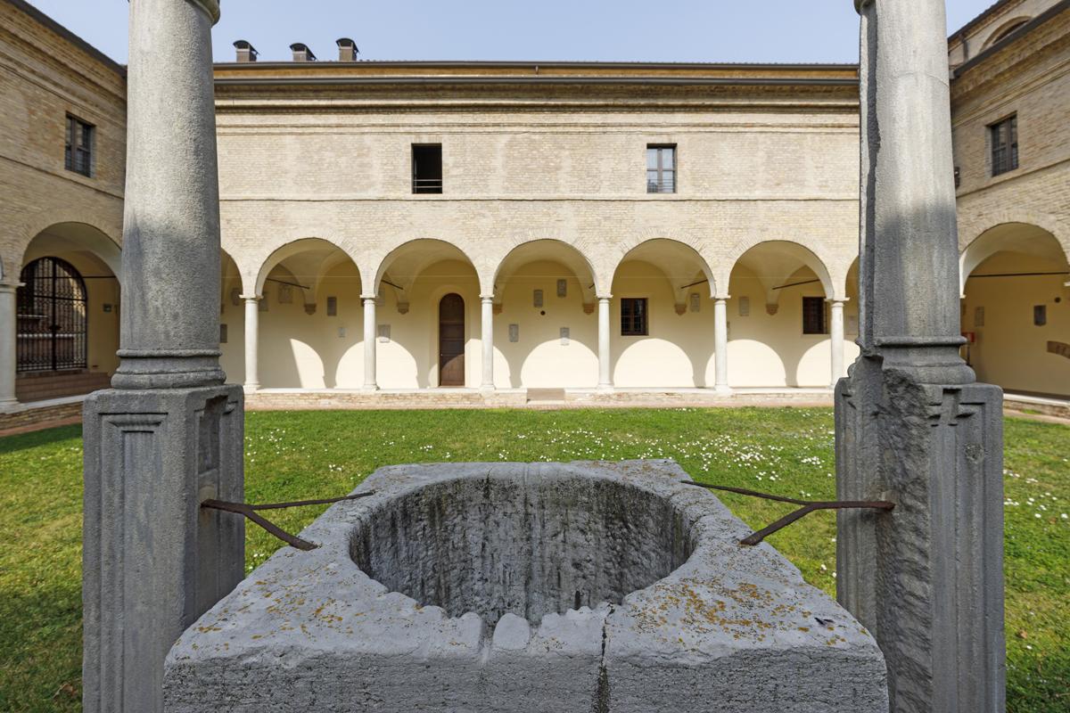 Museo Dante (Chiostro Dante)
