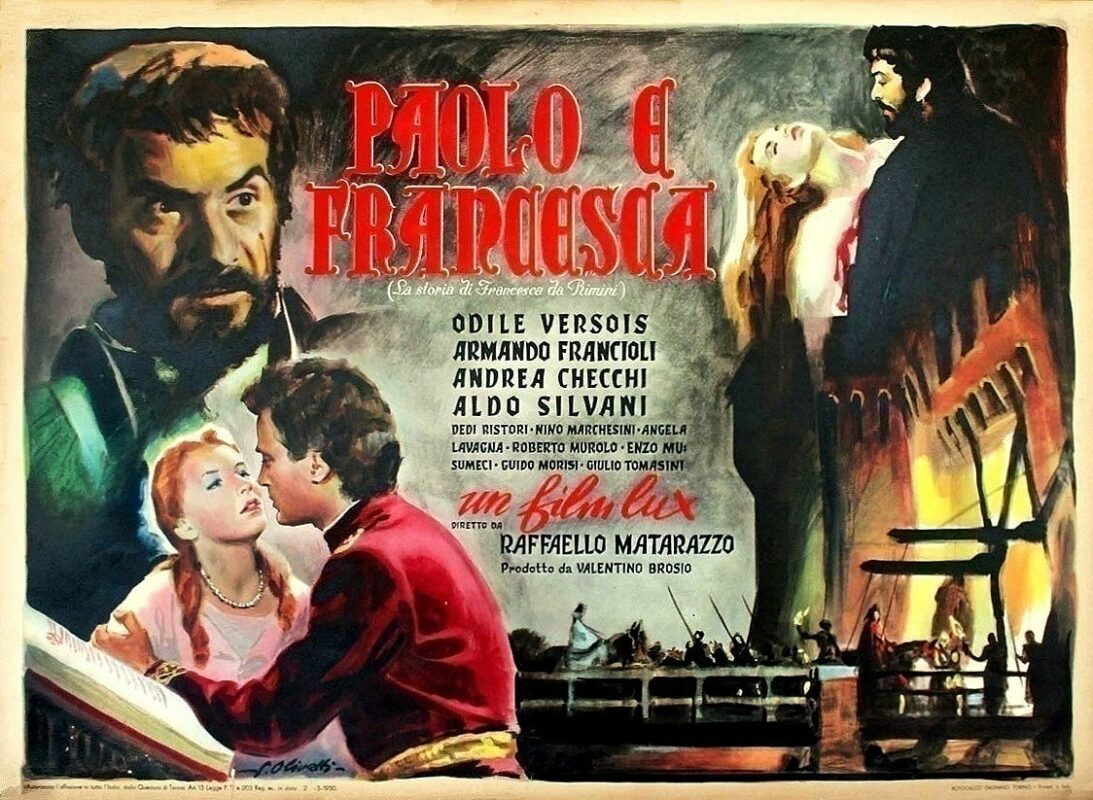 Paolo e Francesca (1950), Raffaello Matarazzo