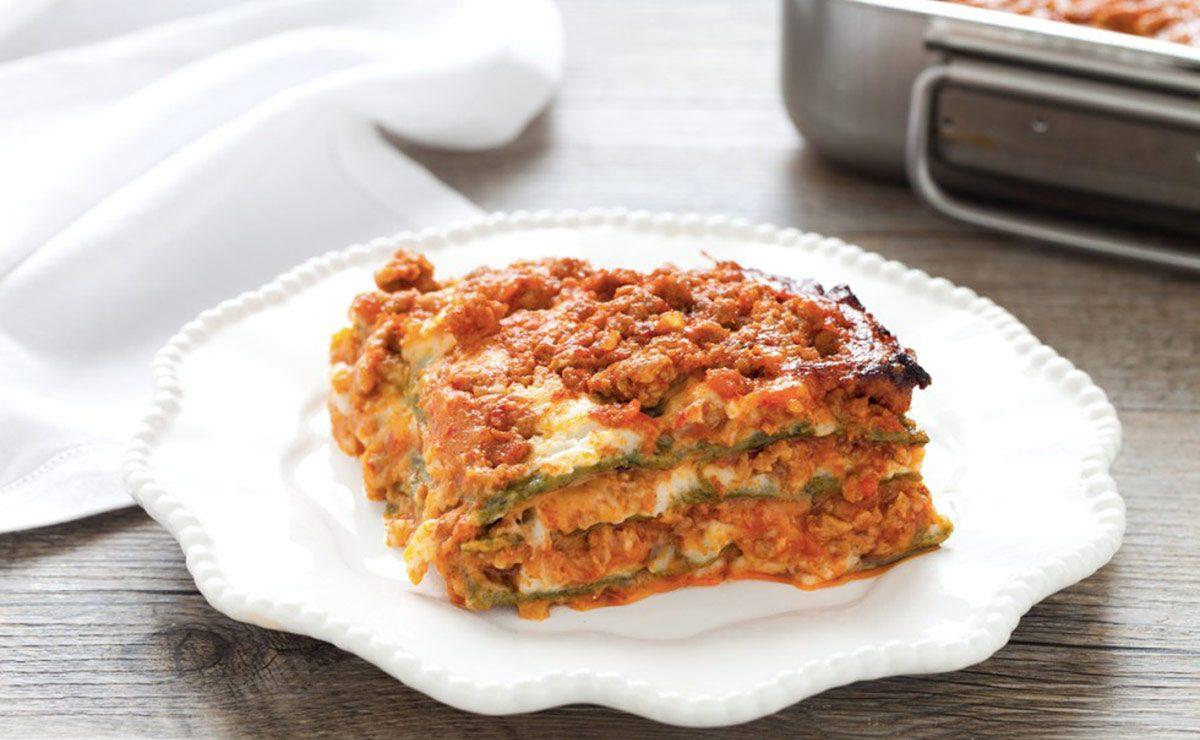 Le lasagne romagnole