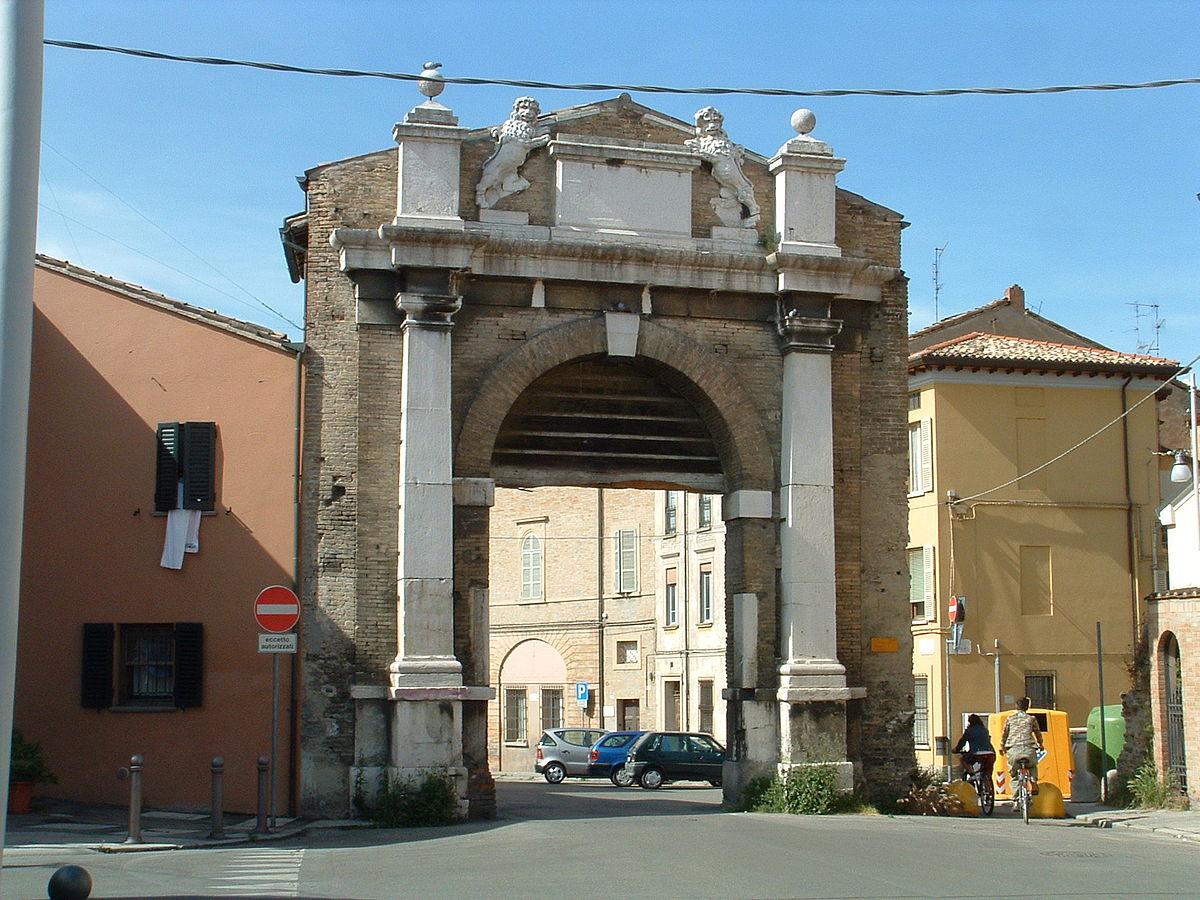 Porta San Amante, Ravenna