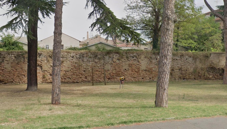 Le mura storiche di Ravenna