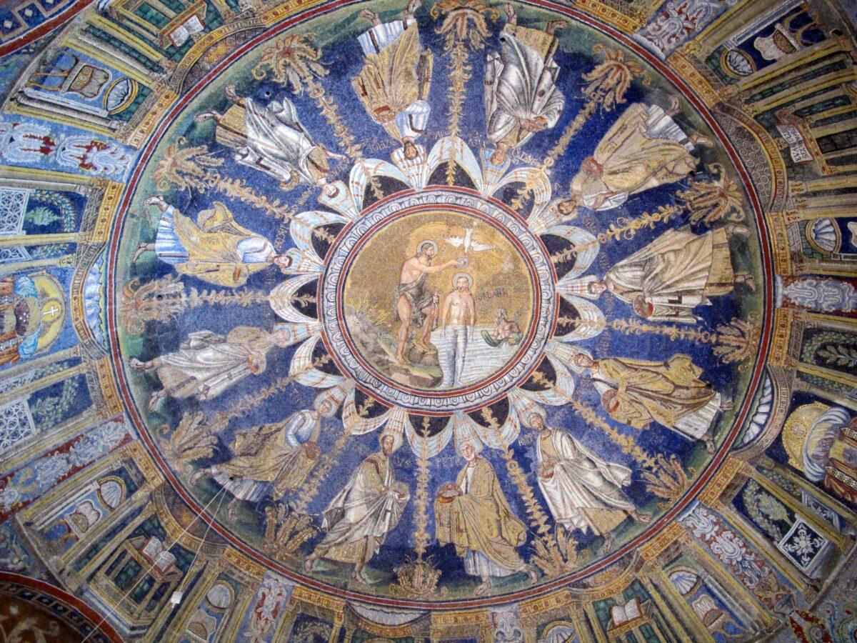 Battistero degli Ariani, (Ravenna)