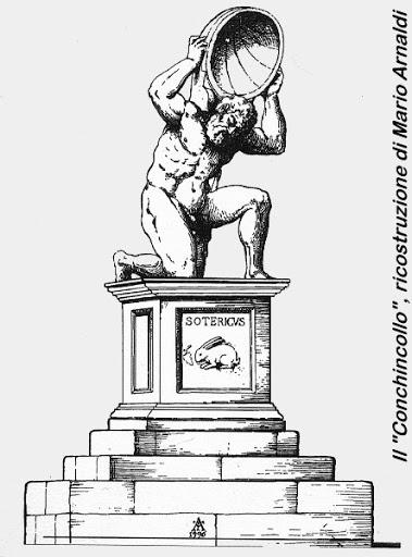 L'antico Ercole Orario di Piazza del Popolo (Ravenna)