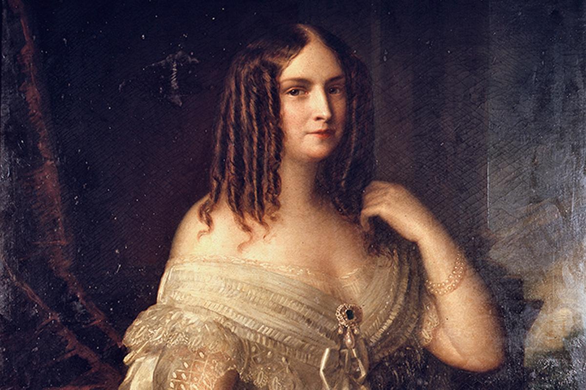 La Contessa Teresa Gamba Guiccioli