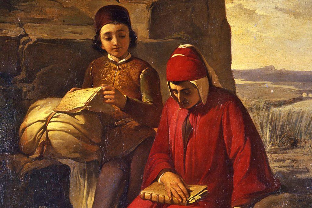 Dante in the nineteenth-century art