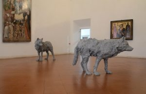 Terre Promesse - I Lupi al Museo Nazionale di Ravenna