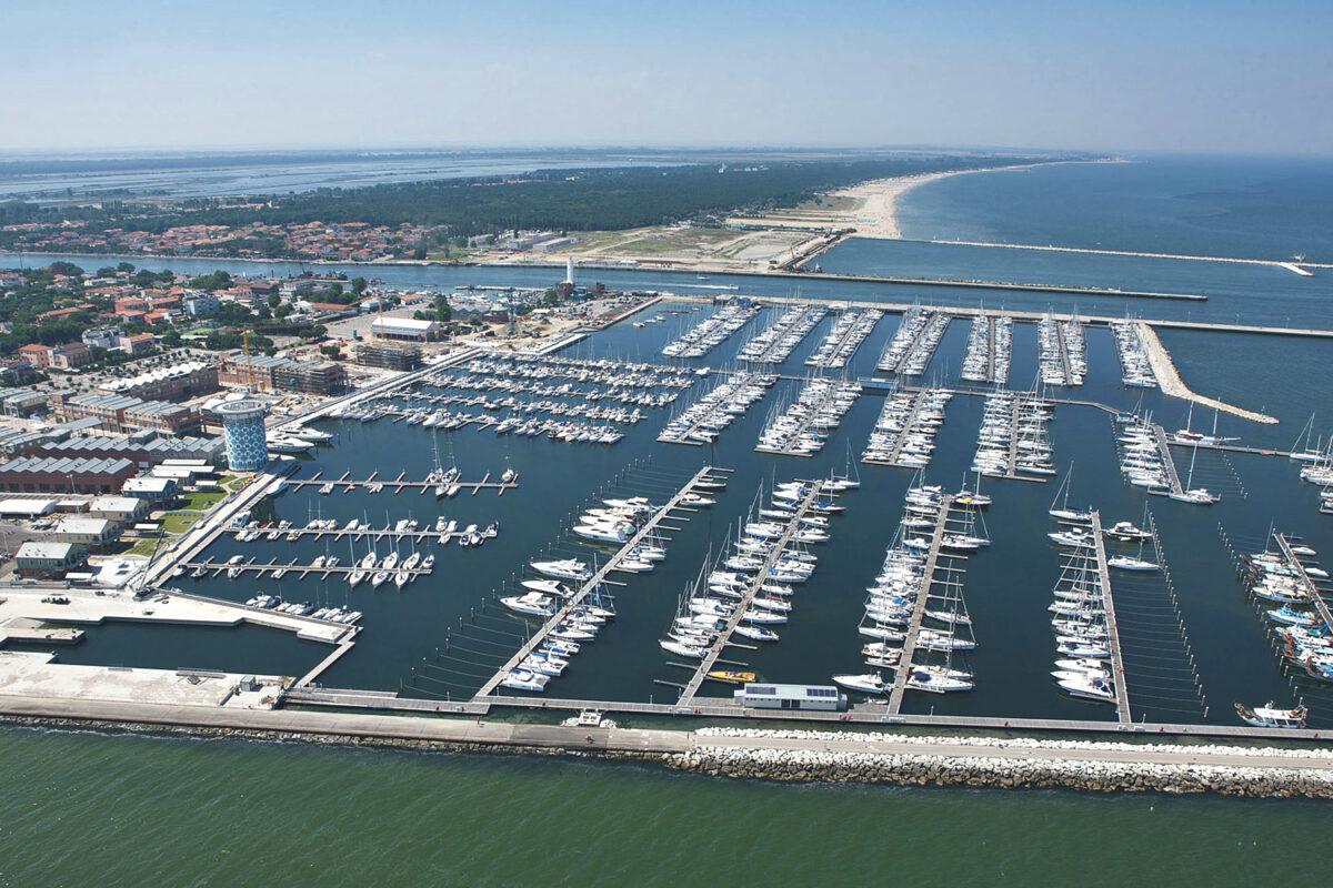 Porto Turistico di MarinaRa (Marina di Ravenna)