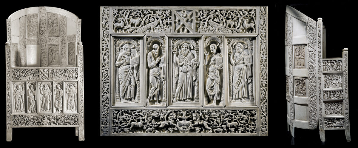 Cattedra vescovile di Massimiano