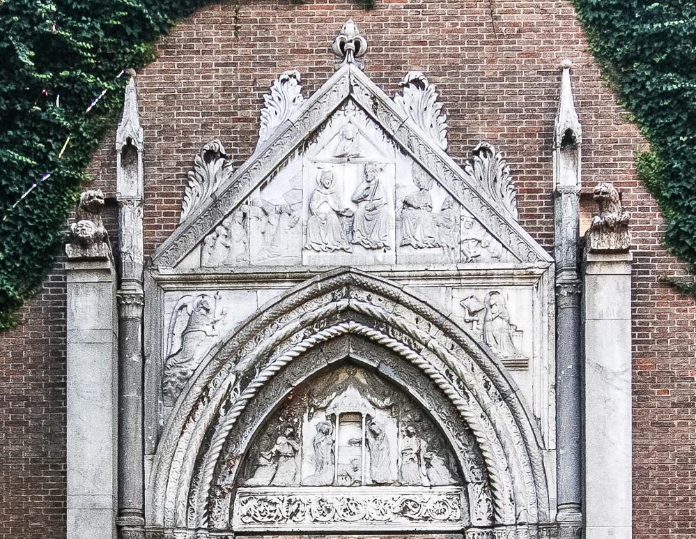 Il Portale di San Giovanni Evangelista (Ravenna)