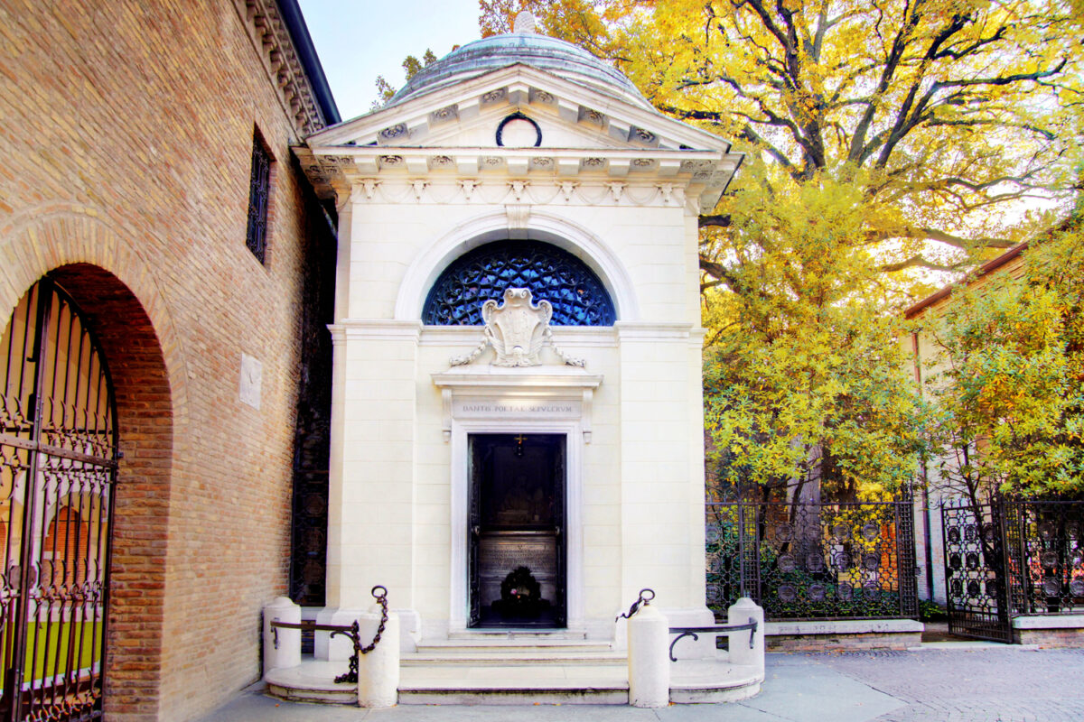 Tomba di Dante Alighieri (Ravenna) - Museo Dantesco