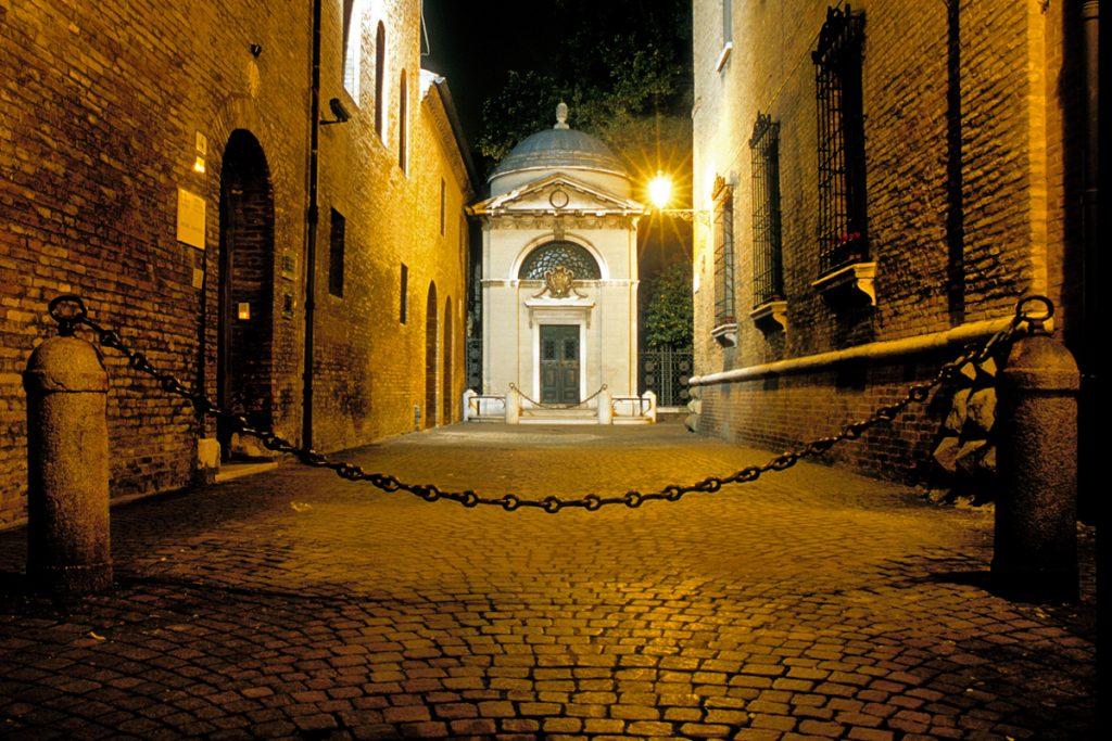 Tomba di Dante, Ravenna