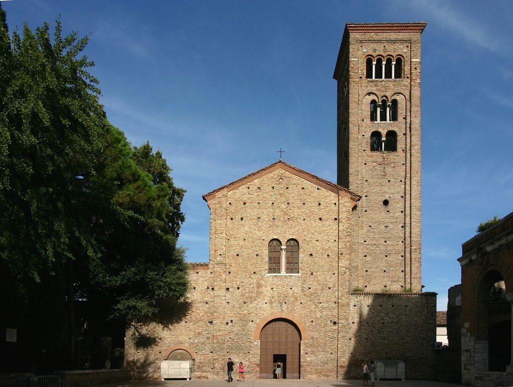 Piazza San Francesco, (Ravenna)