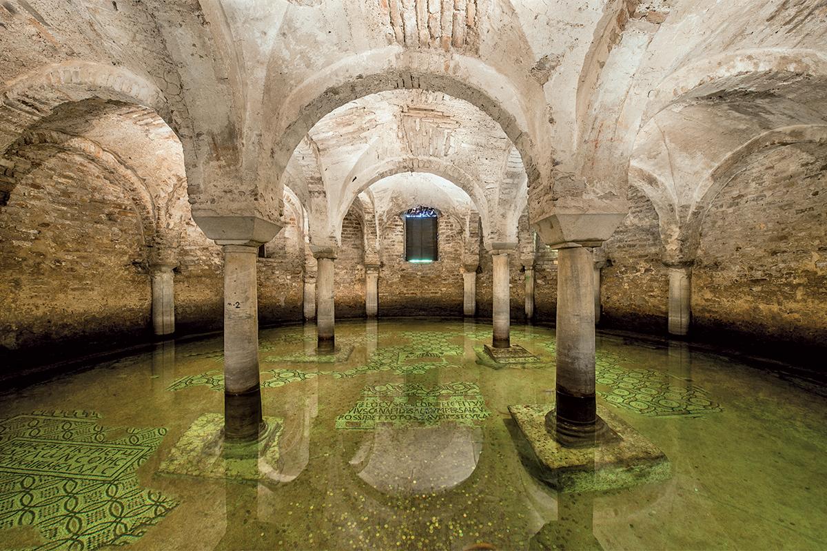 Basilica di San Francesco, Cripta (Ravenna)