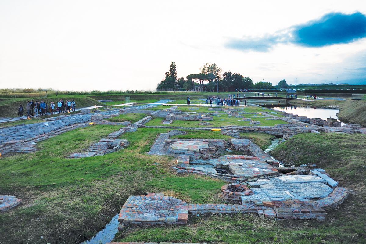 Ancient Port of Classe (Ravenna)
