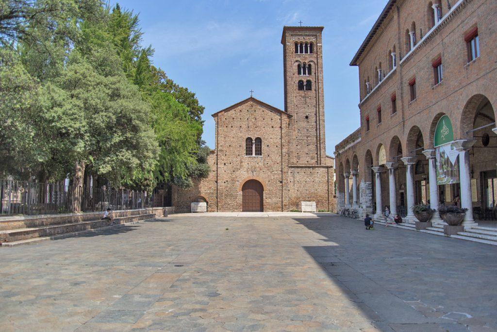 La Basilica di san Francesco (Ravenna)