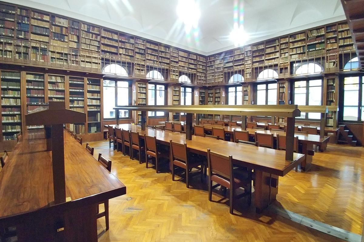 "Biblioteca di Storia Contemporanea ""Alfredo Oriani"" (Ravenna)"