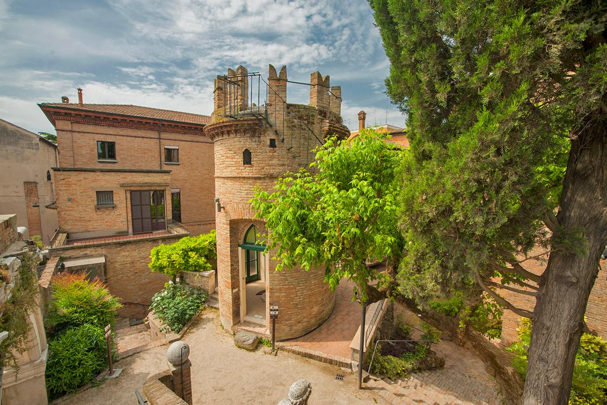 La Cripta Rasponi e i Giardini Pensili della Provincia di Ravenna