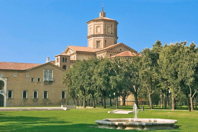 I giardini pubblici di Ravenna