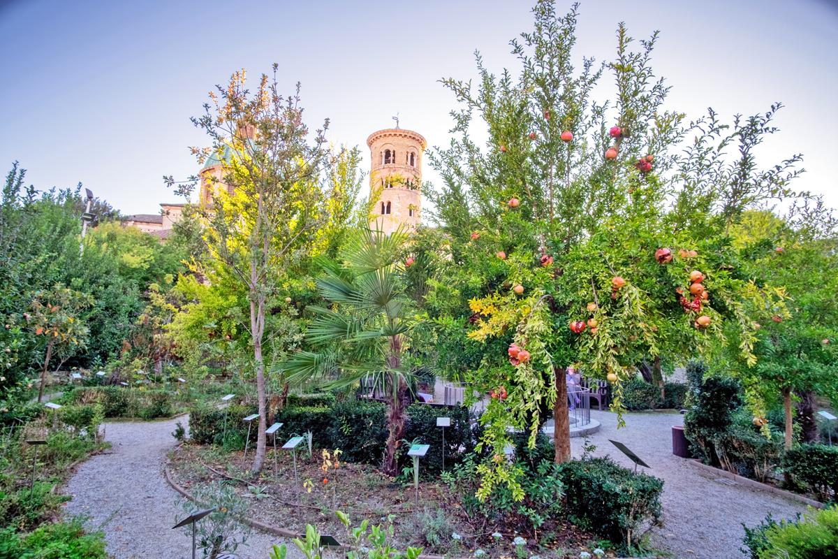 Giardino Rasponi, Ravenna