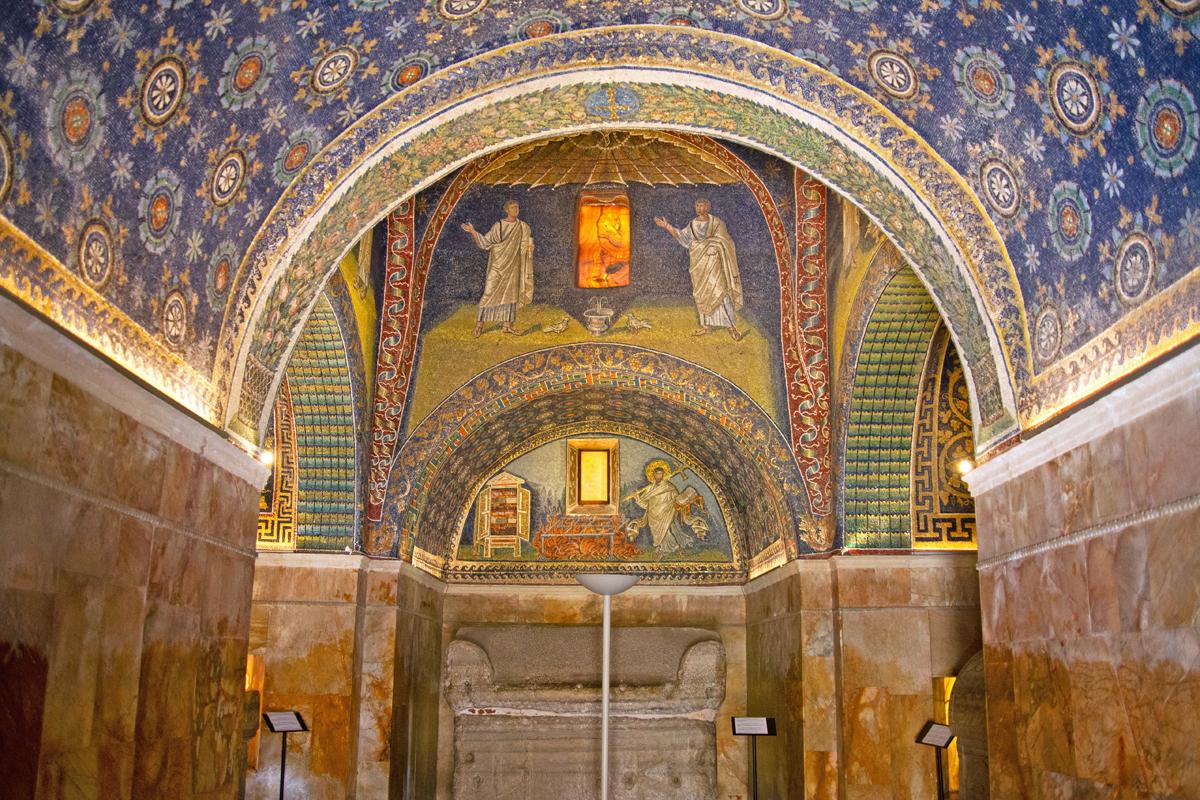 Mausoleum of Galla Placidia (Ravenna)