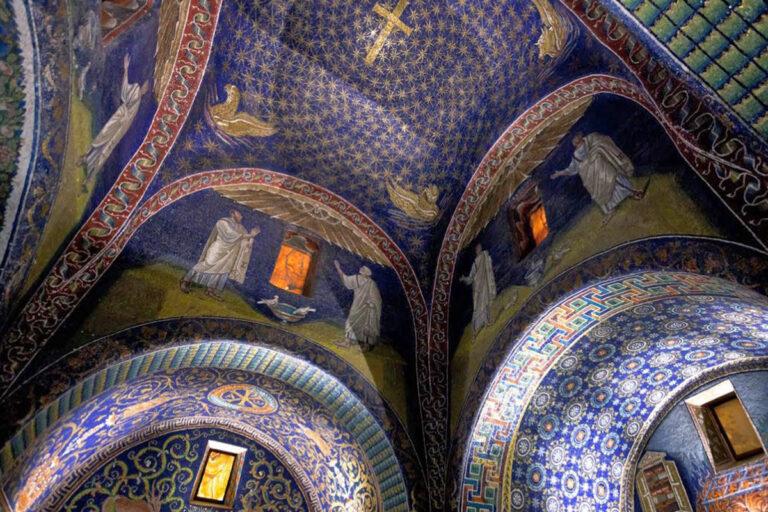 Il mausoleo di Galla Placidia (Ravenna)
