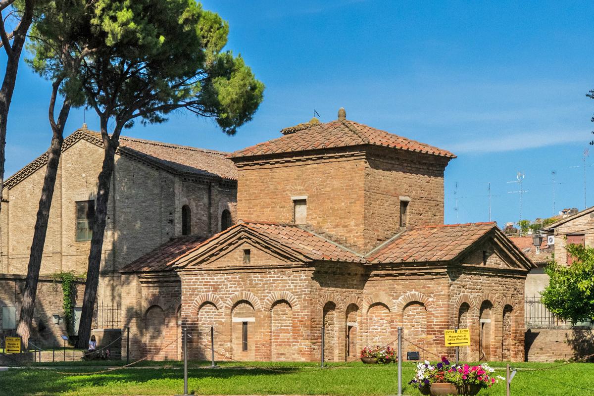 Mausoleo di Galla Placidia, Ravenna
