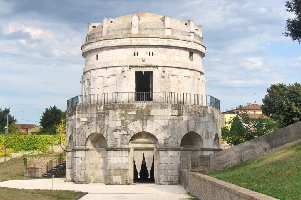 Il mausoleo di Teodorico (Ravenna)