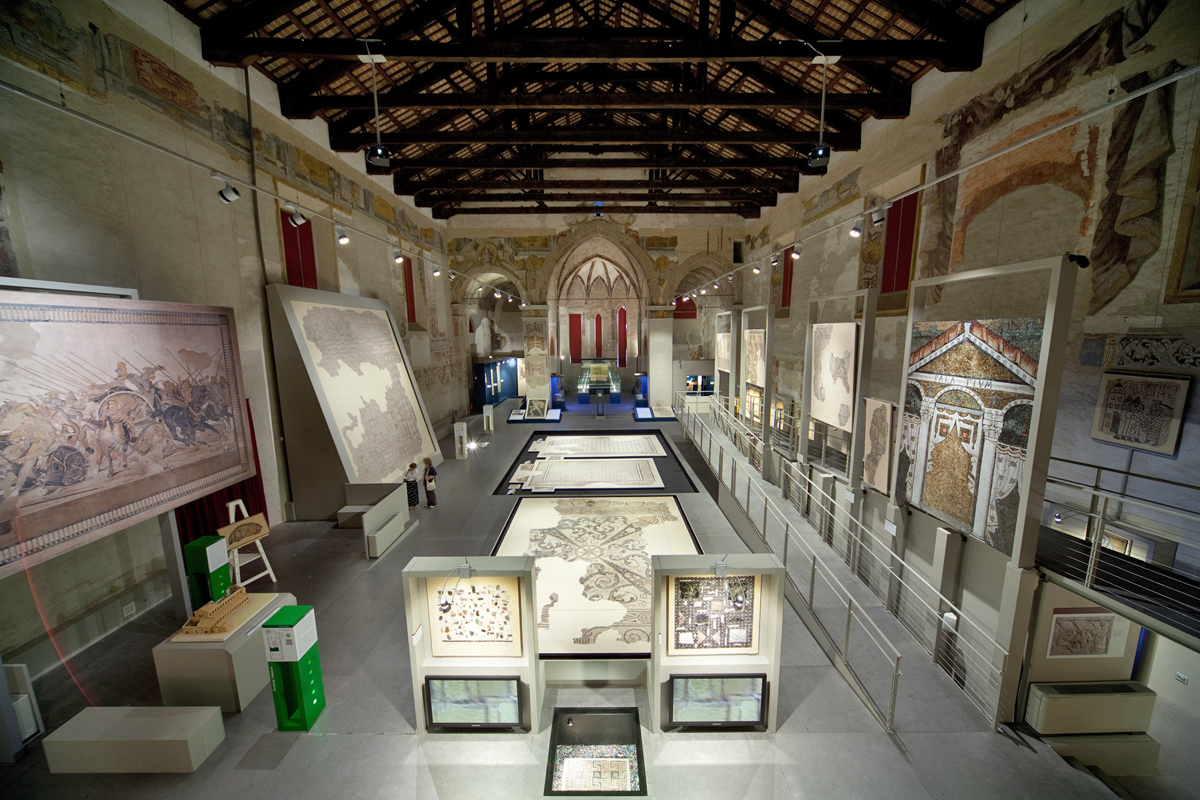 Museo Tamo - Tutta l'Avventura del Mosaico (Ra)