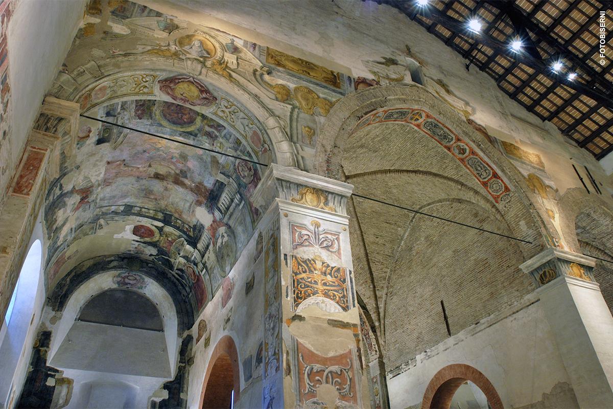 Chiesa di San Nicolò - Museo Tamo (RA)