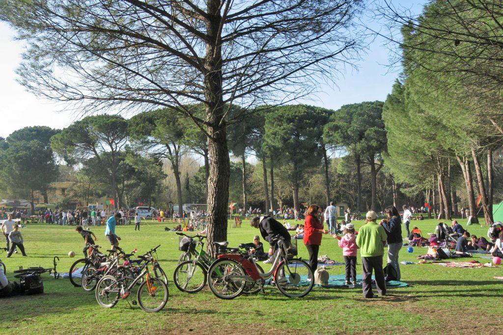 Parco 1° Maggio (Località Fosso Ghiaia)