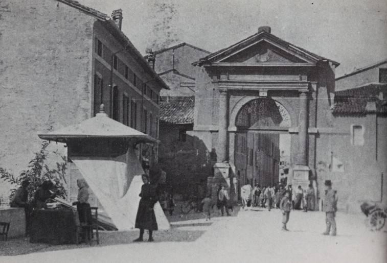 Porta Sisi, Ravenna