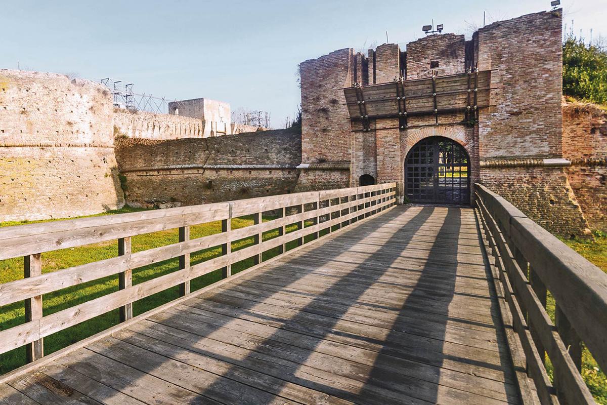 Brancaleone Fortress (Ravenna)