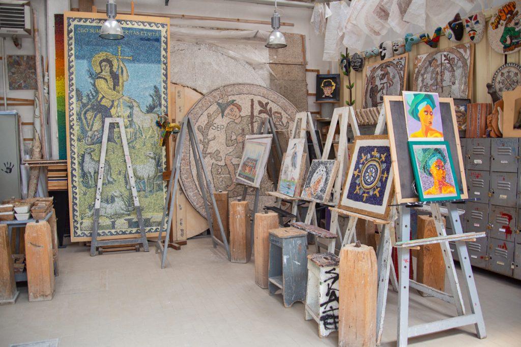 Scuole del Mosaico (Ravenna)
