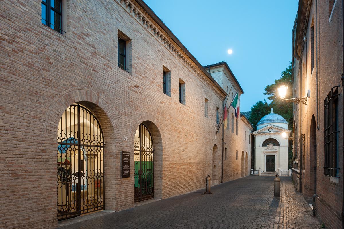 Zone of Silence (Ravenna)