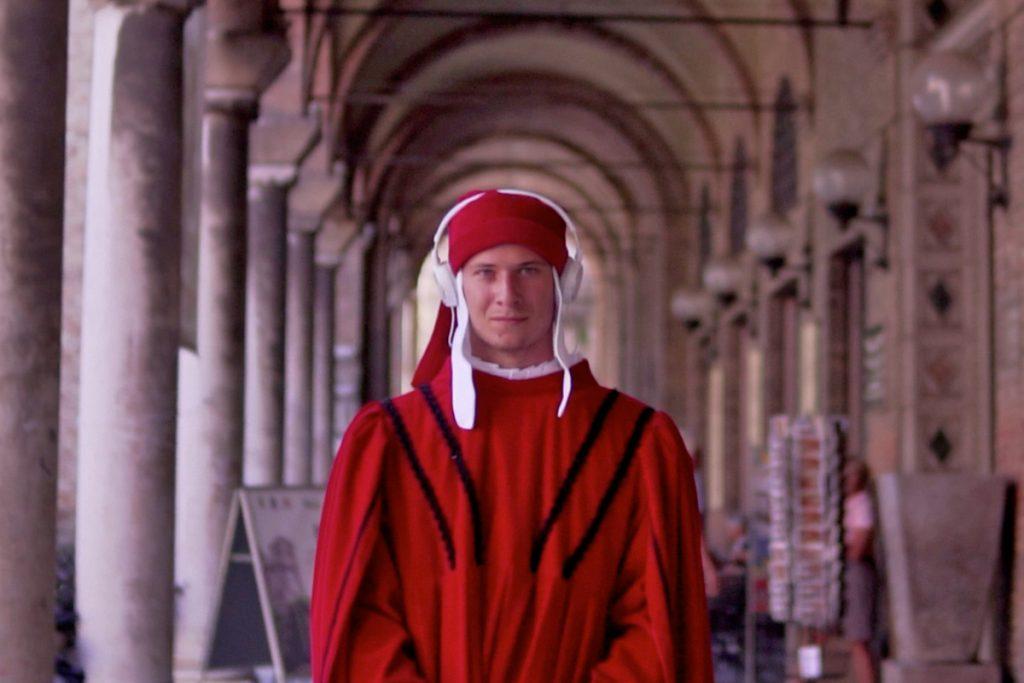 Silent Play per Dante