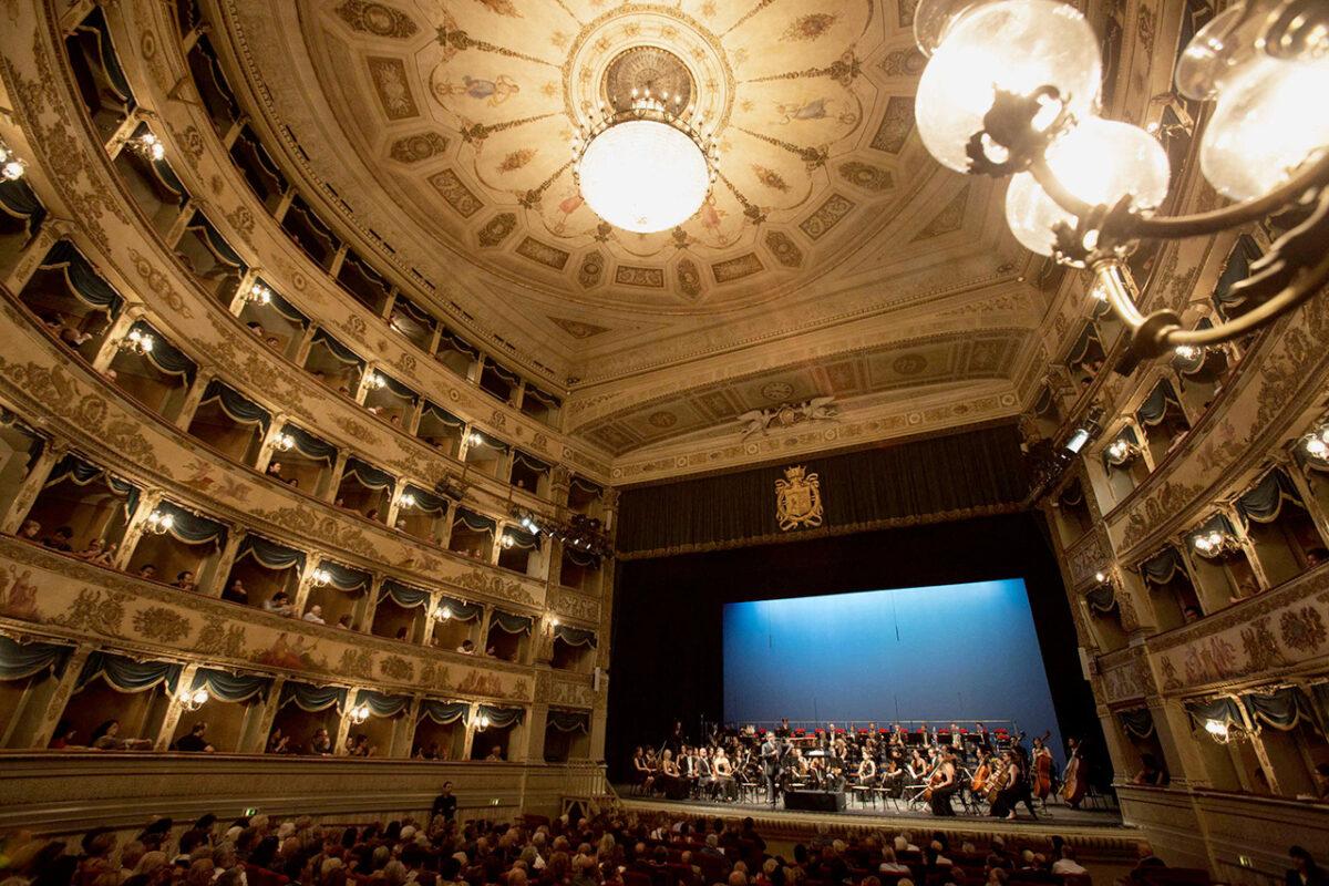 Teatro dante Alighieri, Ravenna