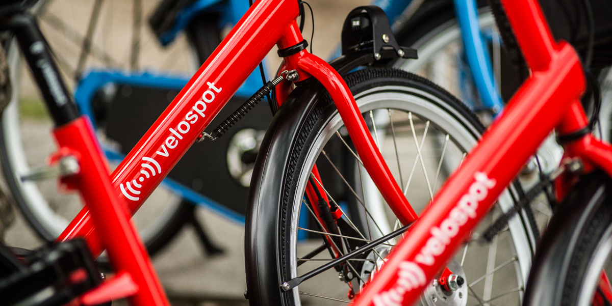 bike rental Velospot