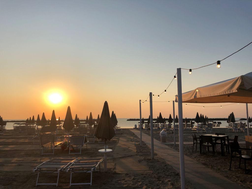Lido di Savio, Marena Beach (Ravenna)