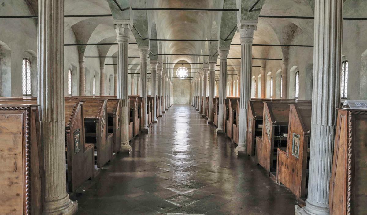 La Biblioteca Malatestiana (Cesena)