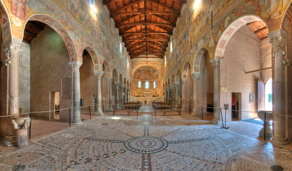 Abbazia di Pomposa (Codigoro, Ferrara)