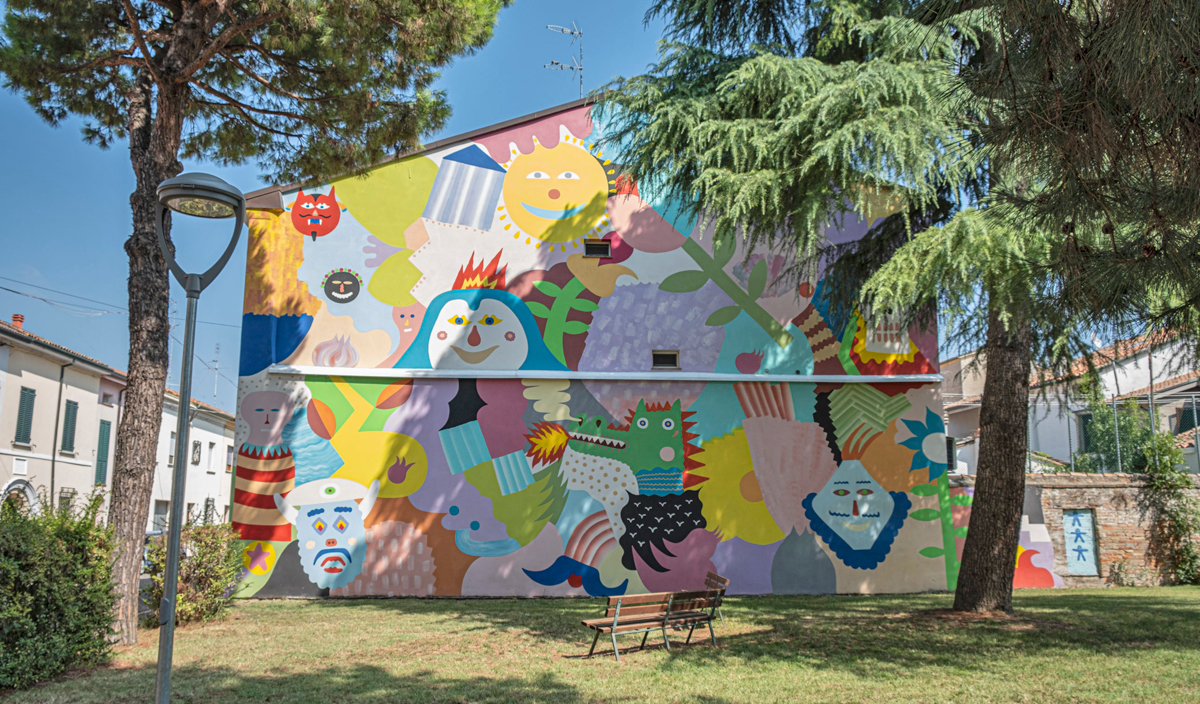 Cotignola (Street Art)