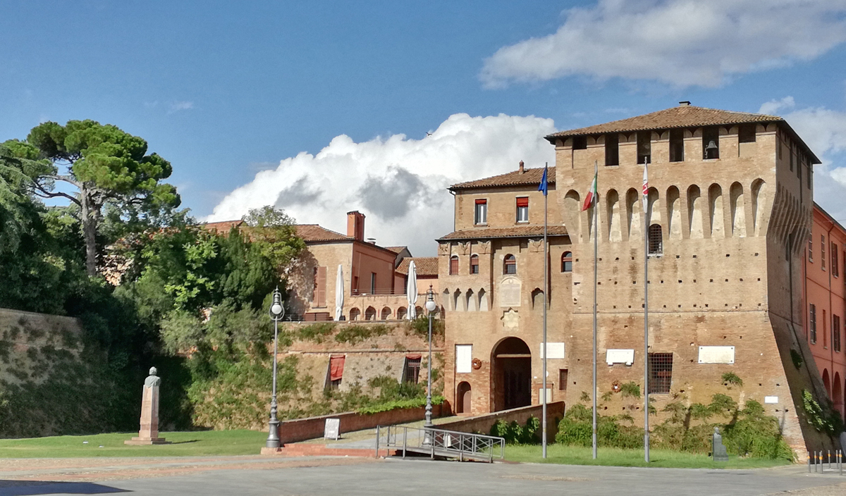 Lugo, Rocca Estense (Ravenna)