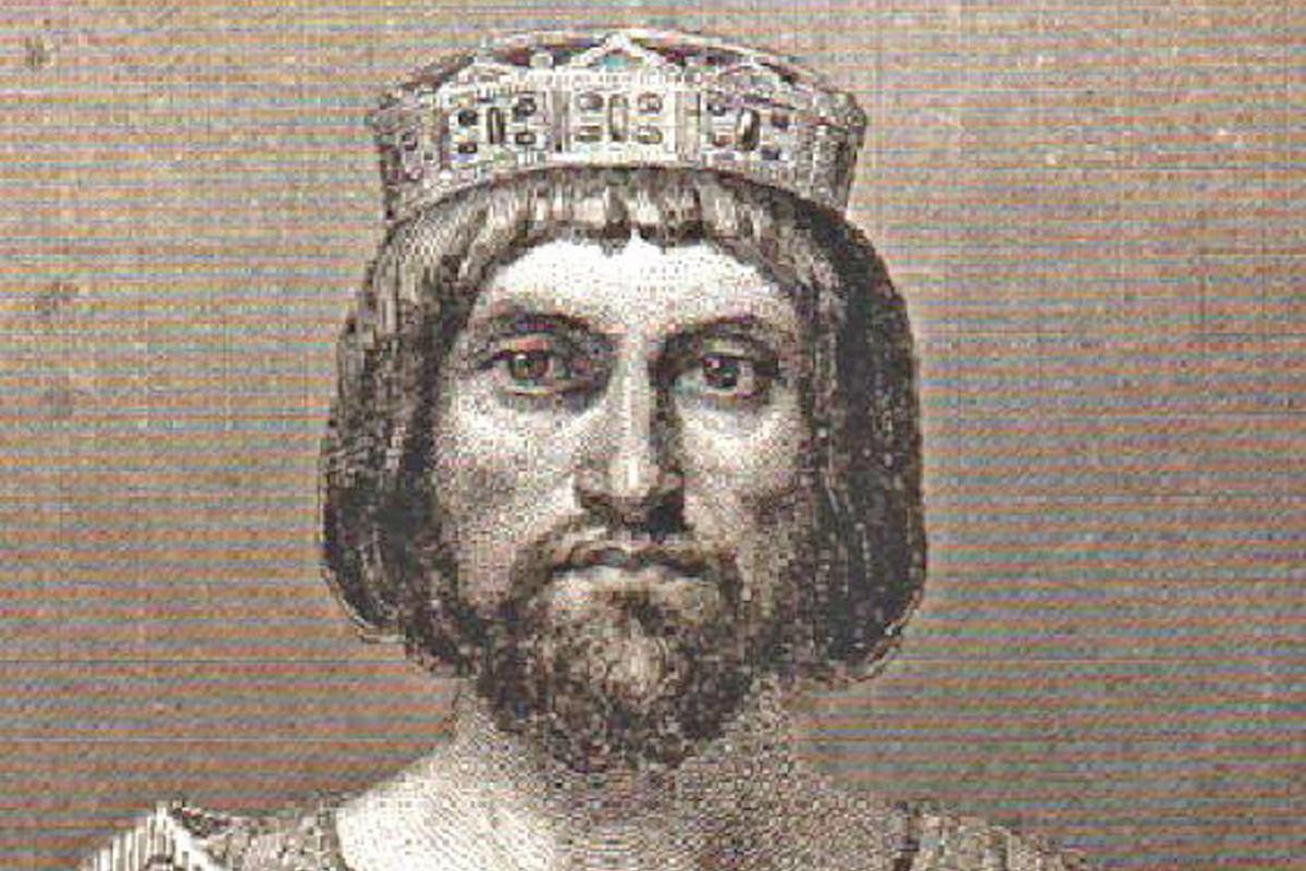 Ritratto di Teodorico