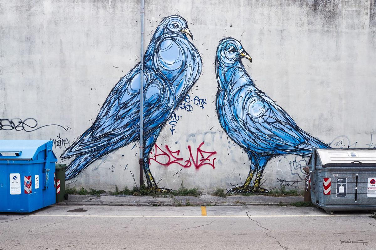Street Art - Dzia