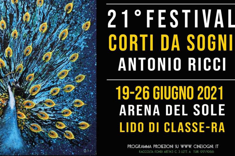 21° Festival Corti da sogni - Antonio Ricci