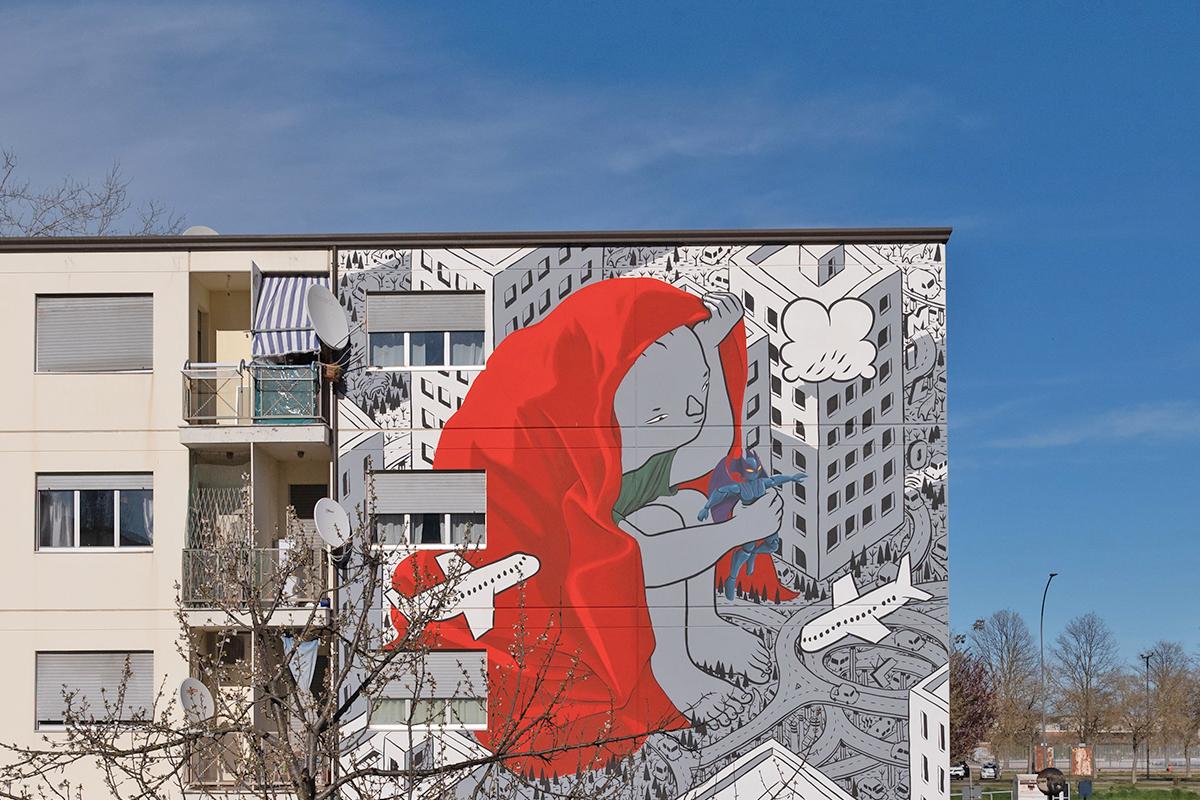 Street Art - Millo