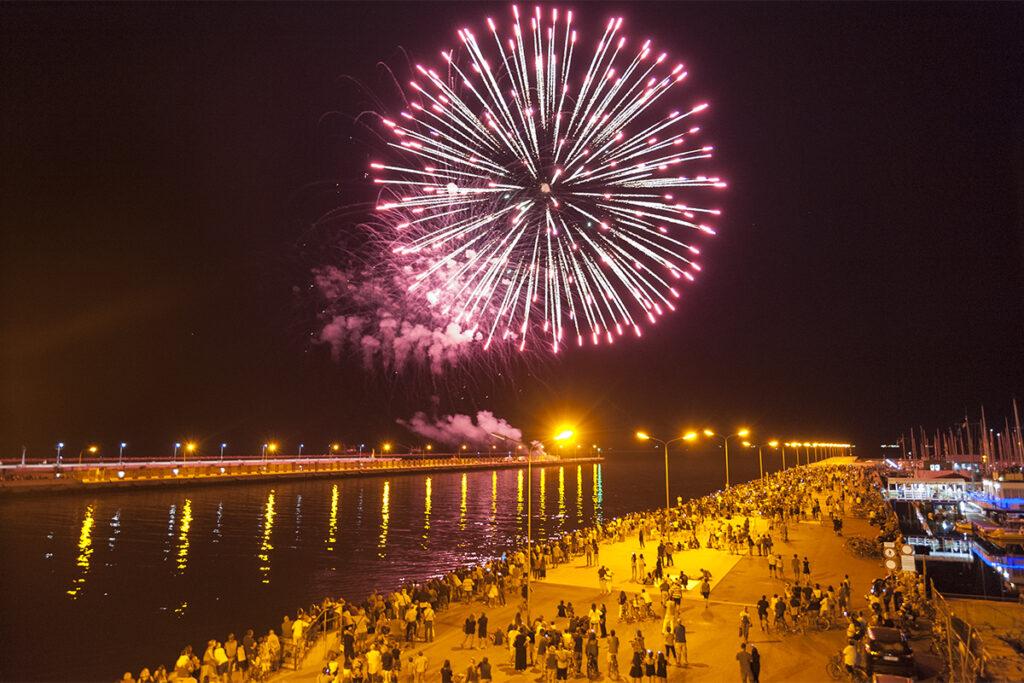 Fuochi d'Artificio per Apollinare
