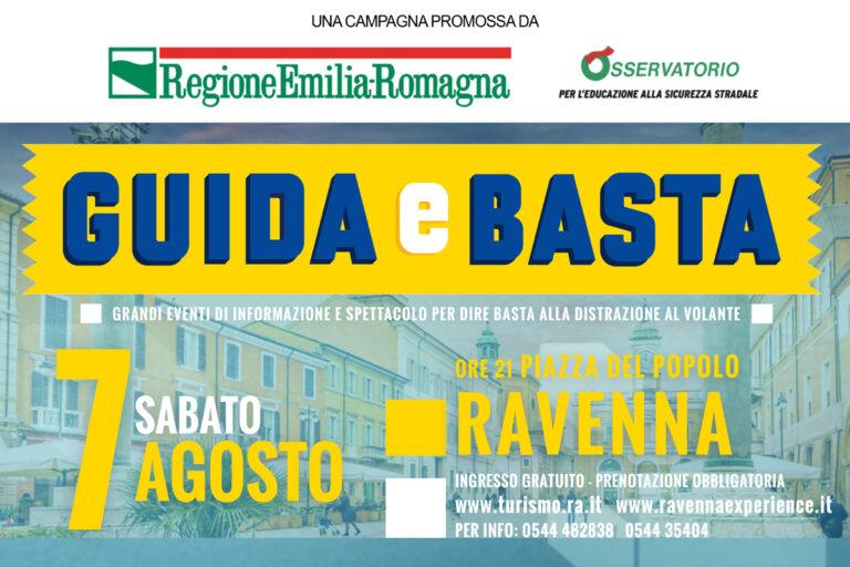 """""""Guida e Basta"""" in Ravenna"""